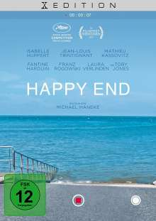 Happy End (2017), DVD
