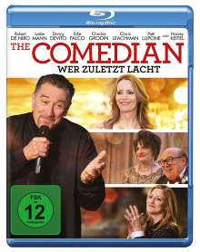 The Comedian (Blu-ray), Blu-ray Disc