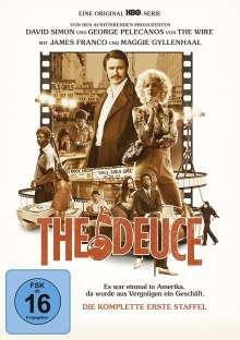 The Deuce Staffel 1, 3 DVDs