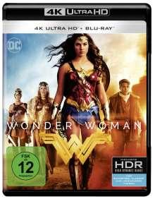 Wonder Woman (Ultra HD Blu-ray), Ultra HD Blu-ray