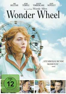 Wonder Wheel (Blu-ray), Blu-ray Disc