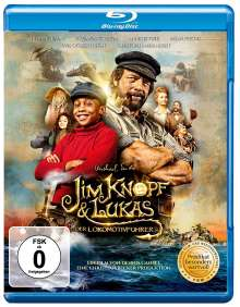 Jim Knopf & Lukas der Lokomotivführer (Blu-ray), Blu-ray Disc