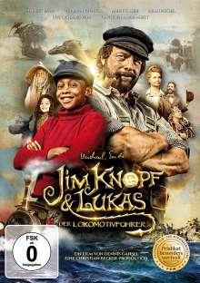 Jim Knopf & Lukas der Lokomotivführer, DVD