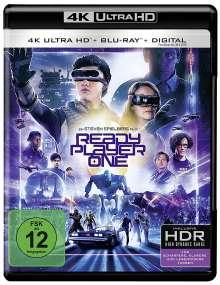 Ready Player One (Ultra HD Blu-ray & Blu-ray), 1 Ultra HD Blu-ray und 1 Blu-ray Disc