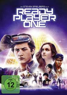 Ready Player One, DVD