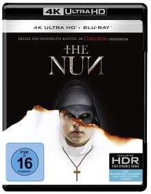The Nun (Ultra HD Blu-ray & Blu-ray), 1 Ultra HD Blu-ray und 1 Blu-ray Disc