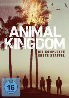 Animal Kingdom Staffel 1, 2 DVDs