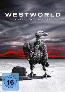 Westworld Staffel 2: Die Tür, 3 DVDs