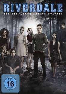 Riverdale Staffel 2, 4 DVDs