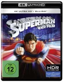 Superman I (Ultra HD Blu-ray & Blu-ray), 1 Ultra HD Blu-ray und 1 Blu-ray Disc