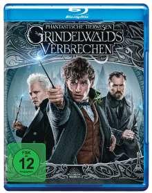 Phantastische Tierwesen: Grindelwalds Verbrechen (Blu-ray), Blu-ray Disc