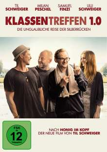 Klassentreffen 1.0, DVD