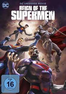 Reign of the Supermen, DVD