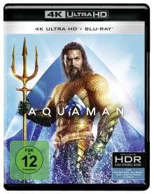 Aquaman (Ultra HD Blu-ray & Blu-ray), 1 Ultra HD Blu-ray und 1 Blu-ray Disc