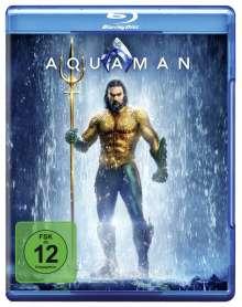Aquaman (Blu-ray), Blu-ray Disc