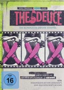 The Deuce Staffel 2, 2 DVDs
