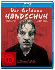 Der goldene Handschuh (Blu-ray), Blu-ray Disc