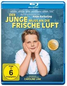 Der Junge muss an die frische Luft (Blu-ray), Blu-ray Disc