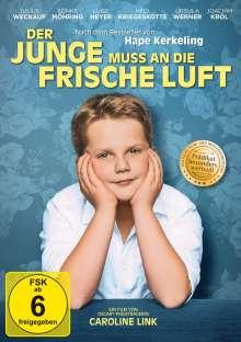 Der Junge muss an die frische Luft, DVD