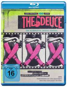 The Deuce Staffel 2 (Blu-ray), 2 Blu-ray Discs