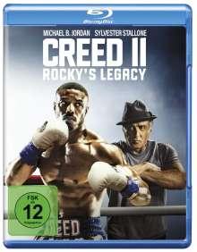 Creed II: Rocky's Legacy (Blu-ray), Blu-ray Disc
