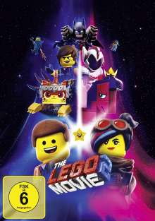 The Lego Movie 2, DVD