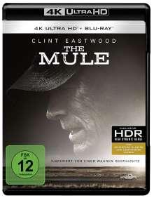 The Mule (2018) (Ultra HD Blu-ray & Blu-ray), 1 Ultra HD Blu-ray und 1 Blu-ray Disc