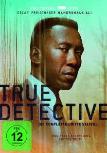 True Detective Season 3, 3 DVDs