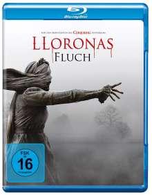 Lloronas Fluch (Blu-ray), Blu-ray Disc
