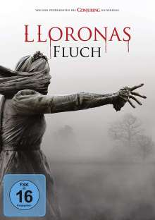 Lloronas Fluch, DVD