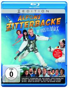 Alfons Zitterbacke: Das Chaos ist zurück (Blu-ray), Blu-ray Disc
