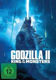 Godzilla II: King of the Monsters, DVD