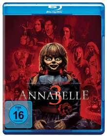 Annabelle 3 (Blu-ray), Blu-ray Disc