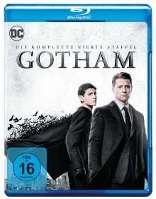 Gotham Staffel 4 (Blu-ray), 4 Blu-ray Discs
