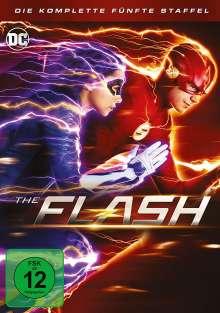 The Flash Staffel 5, 5 DVDs