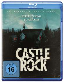Castle Rock Season 1 (Blu-ray), 2 Blu-ray Discs