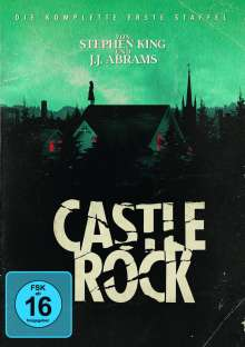 Castle Rock Staffel 1, 3 DVDs