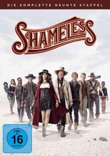 Shameless Staffel 9, 3 DVDs