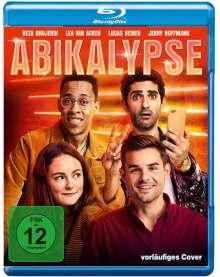 Abikalypse (Blu-ray), Blu-ray Disc
