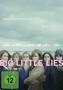 Big Little Lies Staffel 2, 2 DVDs
