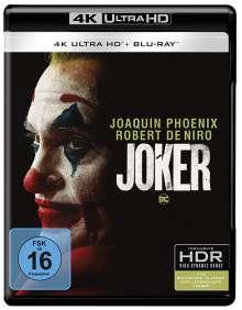 Joker (Ultra HD Blu-ray & Blu-ray), 1 Ultra HD Blu-ray und 1 Blu-ray Disc