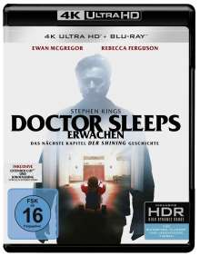 Doctor Sleeps Erwachen (Ultra HD Blu-ray & Blu-ray), 1 Ultra HD Blu-ray und 2 Blu-ray Discs