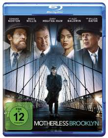 Motherless Brooklyn (Blu-ray), Blu-ray Disc