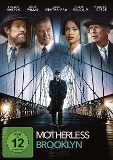 Motherless Brooklyn, DVD