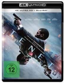 Tenet (Ultra HD Blu-ray & Blu-ray), 1 Ultra HD Blu-ray und 1 Blu-ray Disc