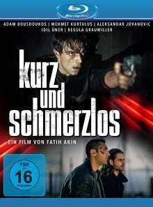 Kurz und Schmerzlos (Blu-ray), Blu-ray Disc