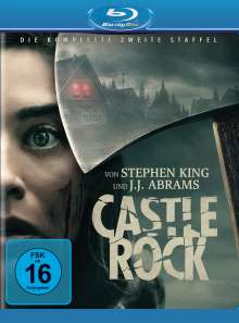 Castle Rock Staffel 2 (Blu-ray), 2 Blu-ray Discs