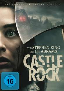 Castle Rock Staffel 2, 3 DVDs