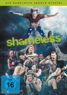 Shameless Staffel 10, 3 DVDs