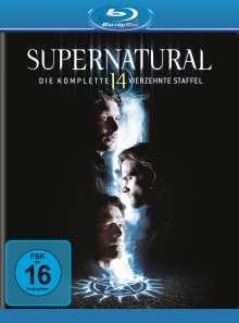 Supernatural Staffel 14 (Blu-ray), 3 Blu-ray Discs